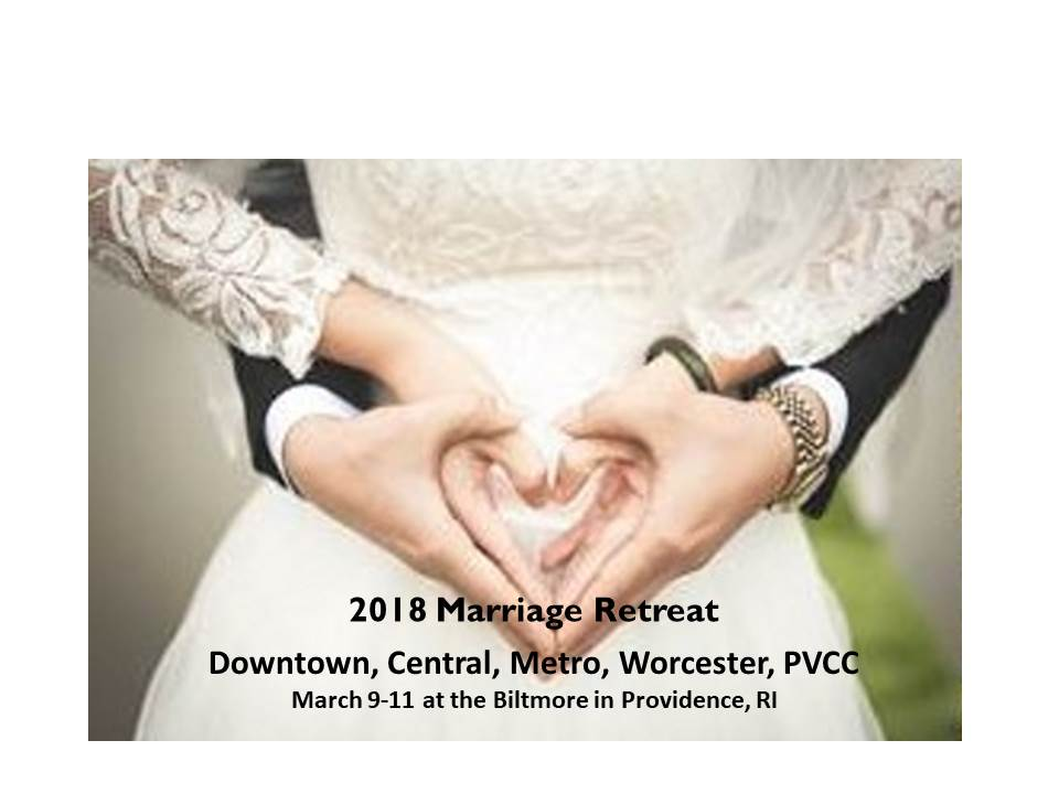2018 This is Us - Downtown, Central, Metro & Worcester Marriage Retreat